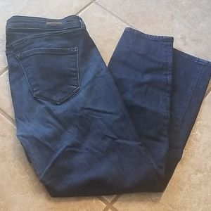 Kut from the kloth crop Jeans size 10